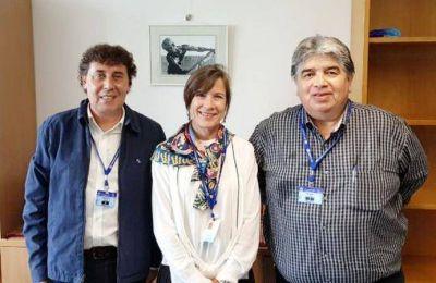 OIT: La CTA Autónoma se reunió con el departamento de Libertad Sindical