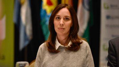 Vidal retomó su discurso contra los docentes y los intendentes