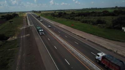 Chaco: Terminaron nuevo tramo de la autopista de la RN16