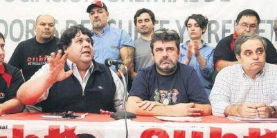 """Los metrodelegados denunciaron al Gobierno ante la OIT por """"violación a la libertad sindical"""""""
