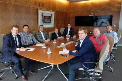 Santa Cruz: reactivó nuevas inversiones en YPF y SINOPEC