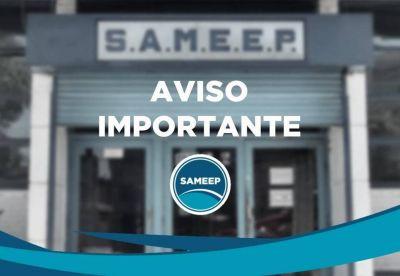 SAMEEP hará reparaciones en el acueducto de San Martín
