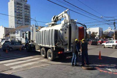 CORPICO compró camión para el sistema cloacal