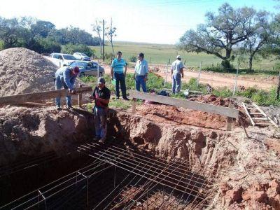 Agua potable para más de mil pobladores rurales