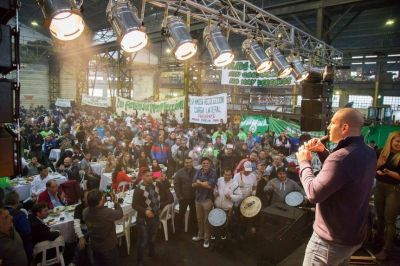 """Molina junto a municipales en el GIRSU: """"Los convoco a todos para seguir transformando la ciudad"""""""