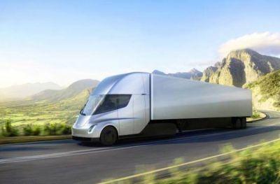 Camiones que se conducen solos y más retos del transporte de carga en Colombia