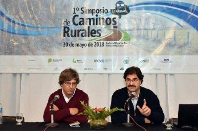 Caminos rurales y saneamiento de las cuencas