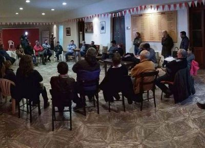 La Juventud Radical unida por un proyecto colectivo