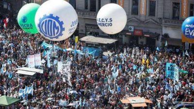 Tras el veto, piden desde el sindicalismo un paro general en conjunto