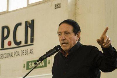 Carlos Quintana fue reelecto al frente de UPCN bonaerense
