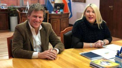 Acuerdo tributario y elogios de una gobernadora peronista a Vidal