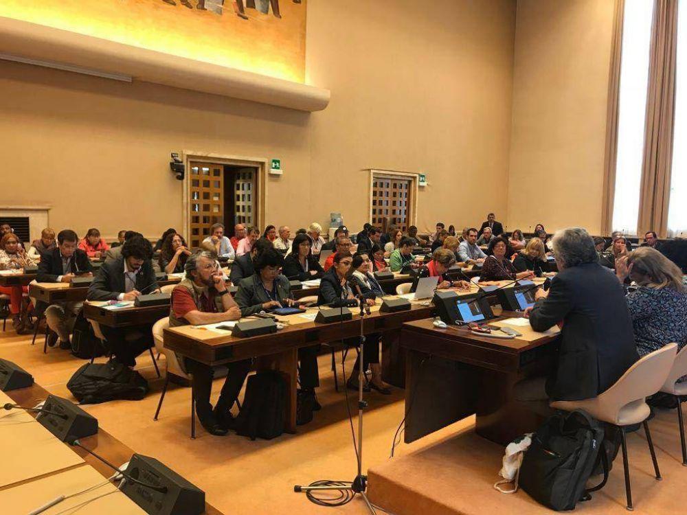 Destacada participación argentina en reunión del movimiento sindical de las Américas