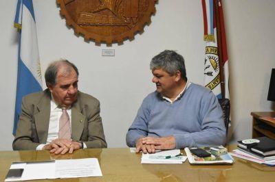 La Municipalidad realizará obras en el nuevo parque de la ciudad
