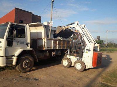 El proceso de municipalización de la recolección de residuos sufre objeciones