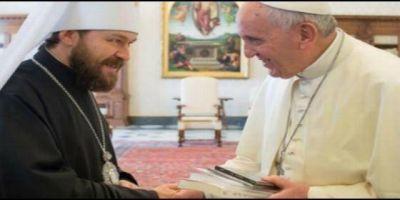 Francisco, a ortodoxos rusos: