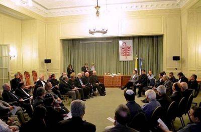 Referentes de los credos rezarán juntos una Oración Interreligiosa por la Vida