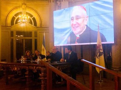 Homenaje de la Legislatura porteña al cardenal Pironio