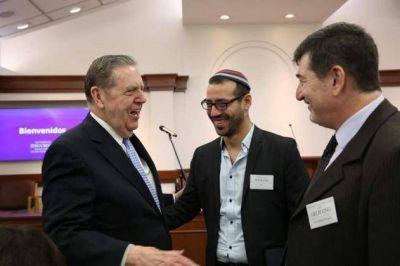El líder mundial de la Iglesia Mormona recibió a líderes Judíos en Argentina