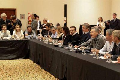 Macri reunió a su tropa y pidió
