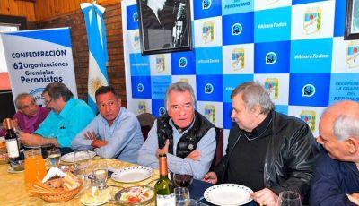 Con apoyo de más de 70 gremios, Barrionuevo avanza en la reconstrucción de las 62