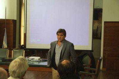"""Desde Lobería piden una """"visión regional"""" para resolver el exceso hídrico"""
