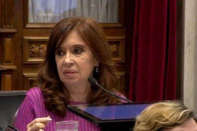 El desafuero de Cristina Kirchner reabre las tensiones en el Senado