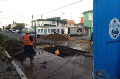Nueva planta potabilizadora: Se lleva adelante un plan de contingencia en distintos puntos de la ciudad