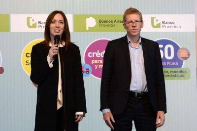 Vidal anuncia ayuda para las sufridas Pymes: 11.200 millones para créditos
