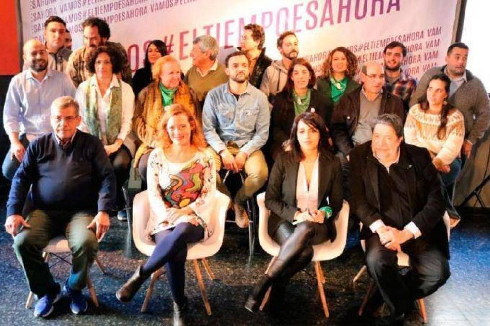 """Organizaciones vinculadas al Papa Francisco, lanzan el espacio político llamado """"En Marcha"""""""