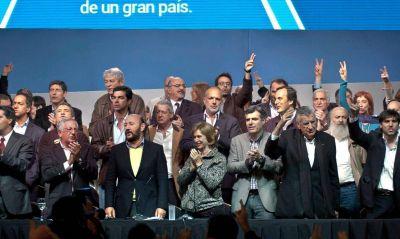 Pese a la intervención, se reúne el Congreso Nacional del PJ