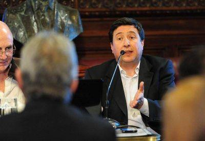 Daniel Arroyo anunció que le gustaría ser candidato a gobernador