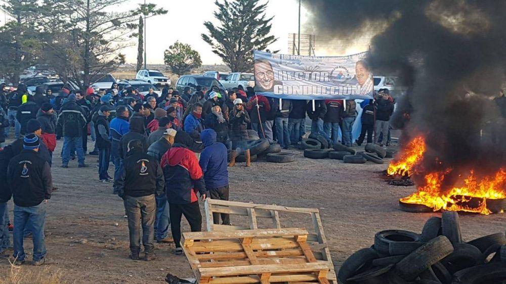 Luz y Fuerza Patagonia inició un paro de 48 hs