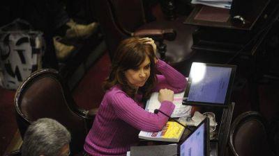 El desafuero de Cristina Kirchner fuerza una discusión entre el PJ y Cambiemos
