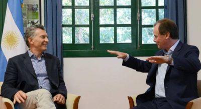 Macri deja correr una oferta de vice a Bordet para contaminar al peronismo