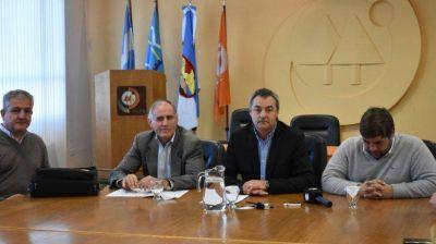 La SCPL y el ENOHSA firmaron convenio para potenciar los acuíferos