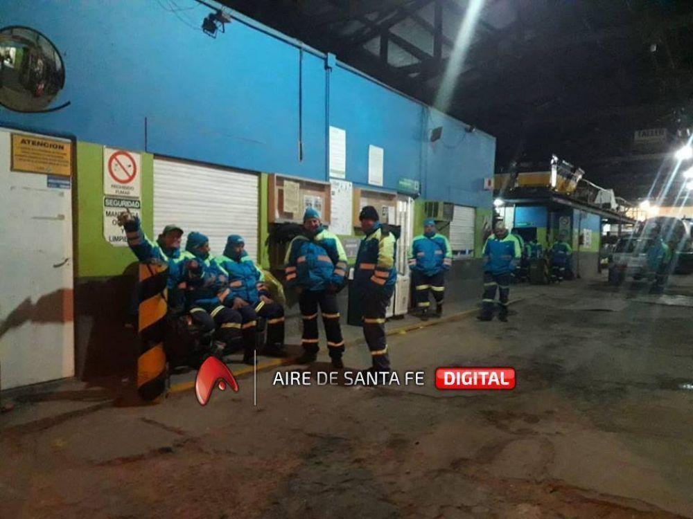 Dictaron la conciliación obligatoria para los recolectores de basura
