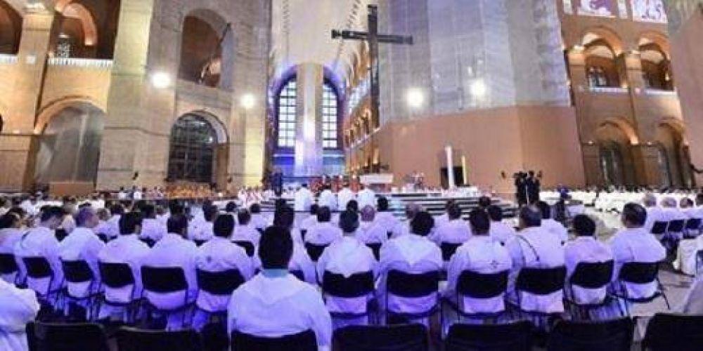 Aumentan los sacerdotes en Brasil