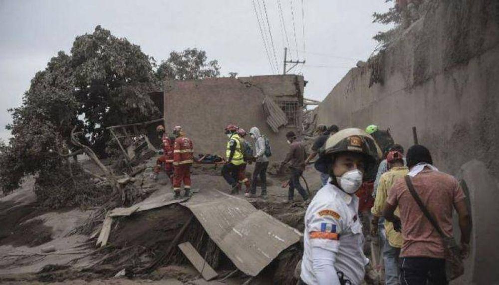 La comunidad judía de Guatemala organiza un Fondo Especial de Reconstrucción para los damnificados por el volcán