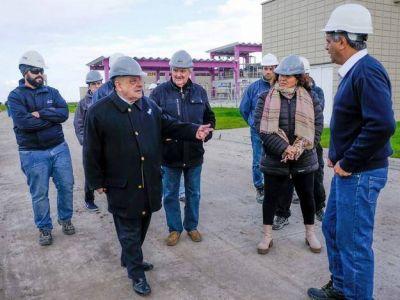 La Estación Depuradora de Aguas Residuales de Mar del Plata es ya una realidad