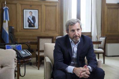 Luego de la tensión con el PJ, Frigerio retomó la agenda del diálogo con los gobernadores
