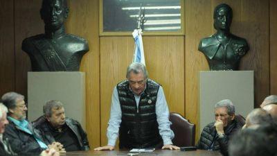 La pelea peronista: Luis Barrionuevo quiere