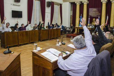 Vuelve a sesionar esta tarde el Concejo Deliberante