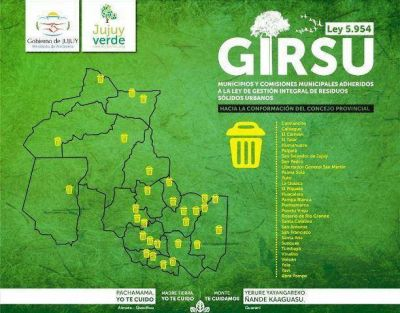 La experiencia GIRSU llegó a Lituania y Jujuy firmó acuerdos