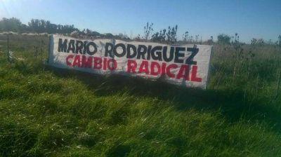 Mario Rodríguez en carrera para el 2019