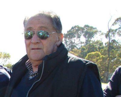 Antonio Vilchez dejaría la presidencia de Fe en Necochea