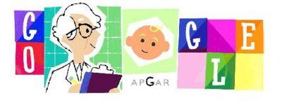 Virginia Apgar, la médica que cumpliría 109 años y a quien Google le rinde homenaje