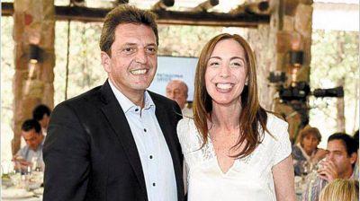 Vidal fortalece su rol de 'canciller' de Macri ante el peronismo y Francisco