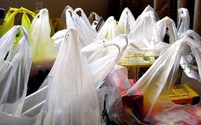 La Plata prohibió la utilización de bolsas plásticas no biodegradables