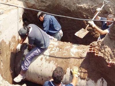 Acueducto del Río Colorado: se normalizó la entrega de agua