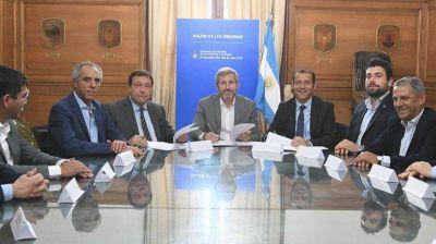 El BID financiará obras por 6 millones de dólares en Neuquén y Río Negro